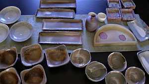 More ceramics from Japan