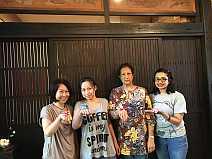 Mizuhiki Workshop Janurary 2017